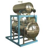 L'autoclave dello sterilizzatore dell'alimento di alta qualità per la bottiglia dei pp/vasi/pacchetto flessibile/può/alimento di stagno
