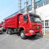 Sinotruk HOWO 6X4 Kipper-Lastkraftwagen mit Kippvorrichtung verwendet für Transport-Bergbau
