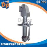 Zentrifugale vertikale Spindel-Sumpf-Pumpe für das Mineralaufbereiten