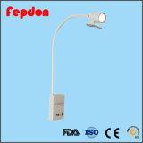 벽 (YD01W)에 반사체 LED 운영 검사 빛
