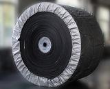 Tiefbaustahlnetzkabel-Gummiförderband