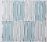 Azulejo al aire libre de cristal del azulejo de mosaico de la alta calidad
