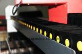 tagliatrice del laser della fibra 1kw con la testa d'attacco tedesca di Ipg