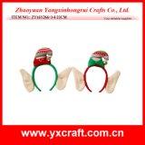 Decoratie van Kerstmis van de Nieuwigheid van de Decoratie van Kerstmis (zy16y266-3-4 23CM) de Nieuwe