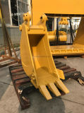 Chinesischer Lieferanten-Exkavator zerteilt Exkavator-Standardwannen-Enge-Graben-Wanne für Verkauf