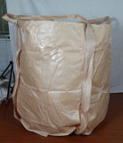 Round Beige Belt PP Bulk Big Bag
