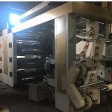 二重スタックタイプはアンワインドし、巻き戻すPEのフィルム(NX-H41000)のためのFlexoの印字機を