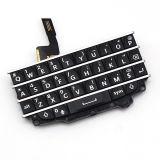 Peças de recolocação novas para o teclado do teclado da amora-preta Q10 com cabo flexível