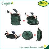 Весна Onlylife многоразовая складная хлопает вверх мешок сада неныжный/мешок листьев
