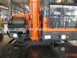 Madera de la rueda de Baoding/máquina Catching de la caña de azúcar con el compartimiento