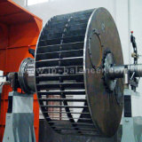 Dynamic horizontal Balancing Machine para Fan Industry