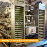 Клетка цыпленка батареи птицефермы Tianrui горячая продавая автоматическая для сбывания