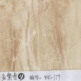 Yingcai 1m Breiten-Schwarz-Marmor-Kubikübergangsdrucken-Film