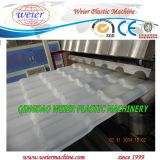 Reciclado PVC PVC Asa ventanal Roofing Hoja Máquina
