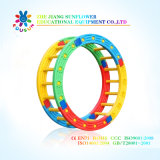 Доска для детей, 1/я круглых баланса, Quanter круглое, пластичные игрушки