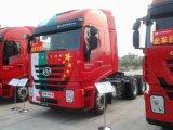 Iveco C100 380HP van het Merk van China de Beroemde Vrachtwagen van de Tractor