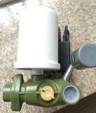 Bomba de agua eléctrica autocebante del impulsor de cobre amarillo de Wedo 1awzb370k