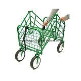Hochleistungsgarten-kampierende faltende Lastwagen-Laufkatze