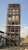 Промышленное офисное здание структурно стали Multi-Storey от Китая
