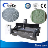 Maquinaria de mármore do CNC da gravura da pedra do granito