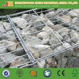 Galvanisierter oder Zink-Aluminiumlegierung geschweißter Gabion Kasten
