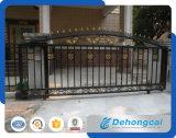 Diseño de la puerta del hierro de la casa/puerta de desplazamiento de acero/diseños de aluminio de la puerta