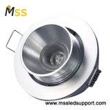 Iluminación RO104 del gabinete del LED Downlight/LED