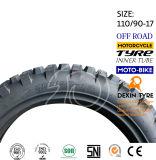 O sul de América fora da estrada cansa o pneu 110/100-18 da motocicleta do pneumático da motocicleta do velomotor das peças da motocicleta