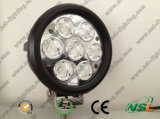 70W DEL Car Light pour Offroad Lighting, 70W DEL Headlight