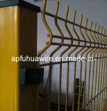 최신 판매 PVC 입히는 철망사 담 (공장)