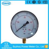 """100mmの4 """"プラスチックケースの高品質の圧力計の圧力計"""