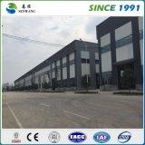 Retrait léger d'atelier d'entrepôt de bureau de construction de structure métallique