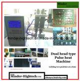 Pulse Heat Hot Bar Máquina de solda Tipo de cabeça dupla
