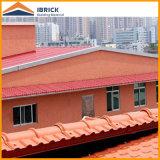 fornecedor da telha de telhadura da resina sintética da espessura de 3.0mm pelo fabricante da telha de China