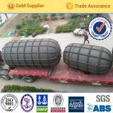 Cuscino ammortizzatore di gomma gonfiabile marino usato per la protezione dell'applicazione