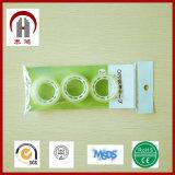 bande de l'adhésif OPP d'emballage de GV BOPP de 15mm*10m