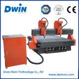 木のドア(DW1224)のための3.5 Kwの木工業CNCのルーター