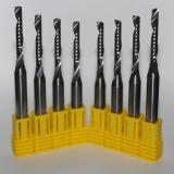 Het Hulpmiddel van het Carbide van het wolfram kiest Één Bit van de Router van de Fluit voor Aluminium uit