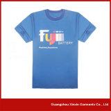 T-shirt rond de collet de mode en gros d'usine (R10)