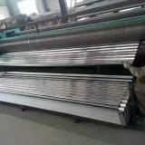 0.12mm*1000mmは波形を付けられた鋼鉄コイルに電流を通しシートに屋根を付ける