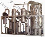 Nuevo sistema de reciclaje del petróleo inútil de Htzl