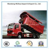 Sino 30トン371HP 6X4のダンプトラック