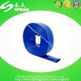 El colmo consolida el manguito flexible del PVC del manguito del PVC Layflat hecho en China