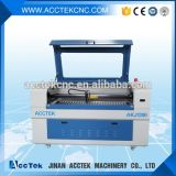 낮은 Cost Plastic Acrylic MDF Laser Cutting Machine와 Glass Bamboo Marble CO2 CNC Engraving Machine Akj1390