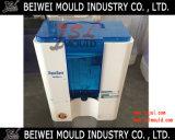 プラスチック水清浄器型