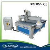Precio de madera del ranurador del CNC del eje de rotación 3D de la refrigeración por aire del precio de fábrica
