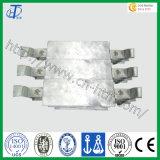 Анод алюминиевого сплава ASTM/GB жертвенный