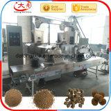 Máquina da extrusora da pelota da alimentação dos peixes da truta do Tilapia do peixe-gato