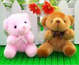 Mini giocattolo molle farcito Keychains dell'orso dell'orsacchiotto di formato peluche
