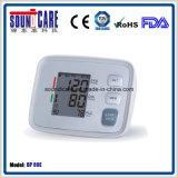 FDA-gebilligter elektronischer Digital-oberer Arm-Blutdruck-Monitor (BP 80E)